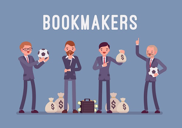 The difference Between An Online And Real World Bookmaker